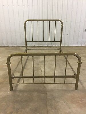 Antique Metal Bed Simmons Manufacturing Company