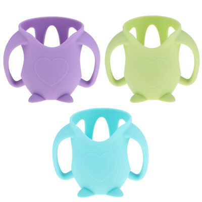 Baby Breast Feeding Milk Bottle Food Grade BAP Free Silicone Case 240ML