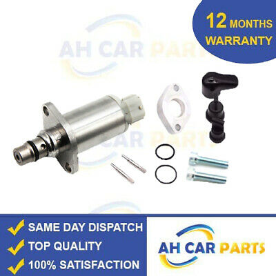 DENSO FUEL PUMP SUCTION CONTROL VALVE for VAUXHALL CORSA 1.7 CDTI - 294009-0120
