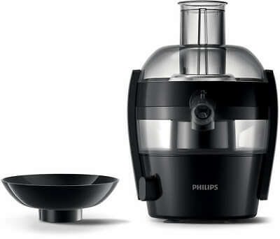 PHILIPS Viva Collection Entsafter HR1833/00 400 W 1,5 Liter Tropf-Stopp