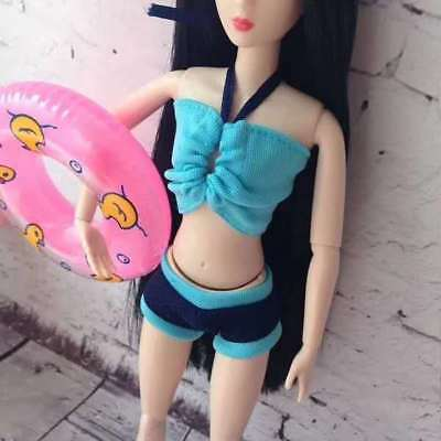 Popular Barbie Doll sized Clothes-1 SET of Fashion SWIMMING SUIT-BEST GIRL GIFT@