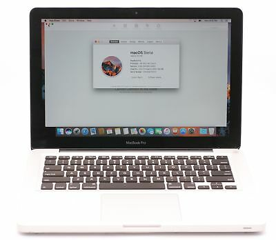"Apple MacBook Pro 13.3"" Late 2011 Laptop 2.4GHz Core i5 4GB 500GB MD313LL/A"