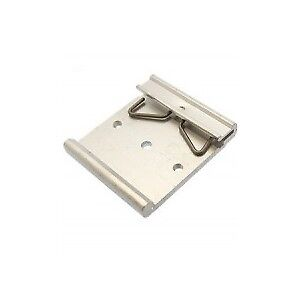 Mean Well DRP-03 Plate Style DIN Rail Fixing / Mounting Bracket for Case DRL