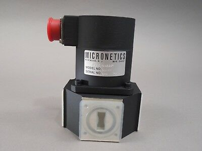 Micronetics 9621-442987 Switch-Waveguide WR90