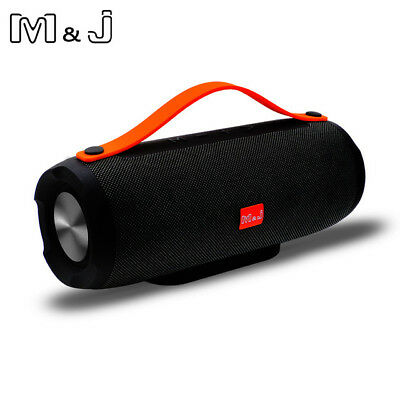 Portable Wireless Bluetooth Speaker - M&J