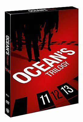 Ocean's Trilogy (3 Dvd) WARNER HOME VIDEO