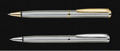 Pierre Cardin St.Moritz Ballpoint Pen CT GT Chrome Trim Gold Trim Personlised