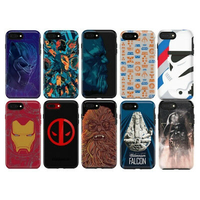 New Otterbox Symmetry For Apple iPhone 7 PLUS & iPhone 8 PLUS - MARVEL/STAR WARS