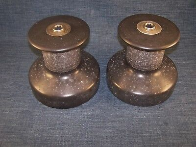 Pair Arco 55 Two Speed Winches