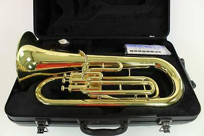 Yamaha YEP-201 Student Baritone Euphonium PERFECT MINT CONDITION