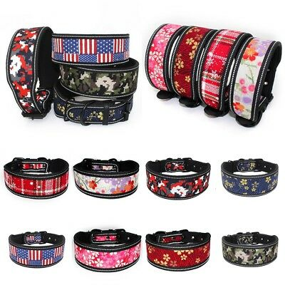 Camouflage Pet Dog Collar Reflective Waterproof Adjustable Necklace Pets Product