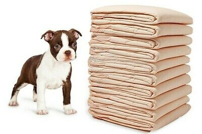 100 30x30 LARGE Ultra Heavy Absorbency Dog Puppy Training Wee Pads Dog Pee Pads