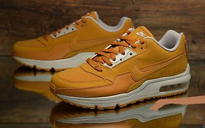 Neuf pour Homme Nike Air Max Ltd 3 Chaussures Baskets Taille  13 Coloris  Bronze 231965988148