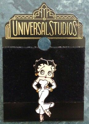 Universal Studios Betty Boop Collectible Pin Authentic Rare