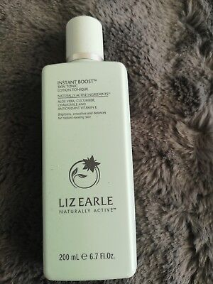 Liz Earle Instant Boost Skin Tonic NEW 200ml