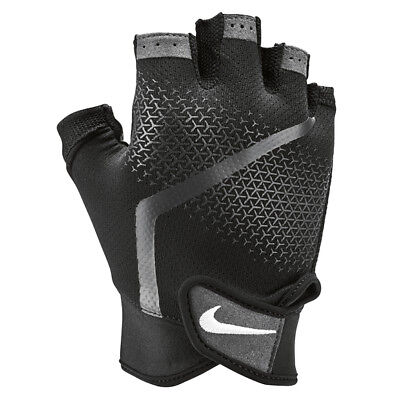 Nike Mens Extreme Fitness Sports Weight Lifting Training Gloves Black Anthracite