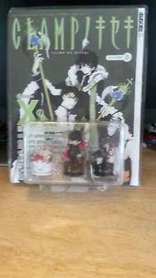 CLAMP No Kiseki Collectible Volume 8 Still in Packaging Tokyopop