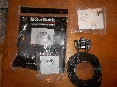 Motorguide Pinpoint MSTS01 Speed  Temperature Sensor and Cable Assembly NOS