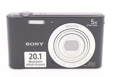 Sony Cyber-Shot DSC-W800 20.1MP Digitalkamera - Schwarz