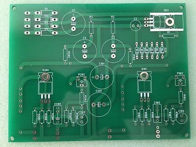 VintageAudioHifi - Bride of Zen (BOZ) Single Gain Stage Preamplifier PCB (DIY)
