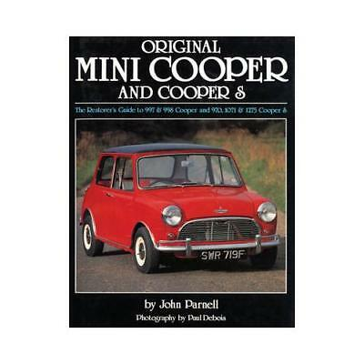 Original Mini Cooper and Cooper S by John Parnell, Anders Ditlev Clausager, P...