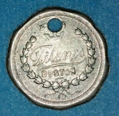 FILENE'S - BOSTON #41648 charge coin