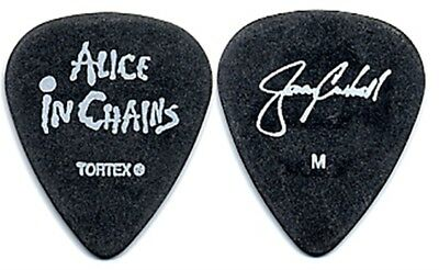 Alice in Chains Jerry Cantrell authentic 2006 tour signature Medium Guitar Pick