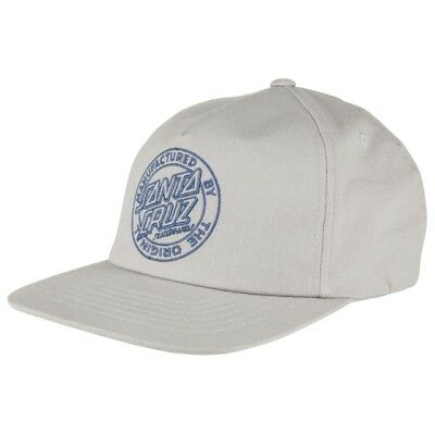 Santa Cruz - Cappellino 5-Panel MF Outline - Grey