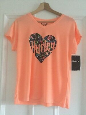 Girls Nike Hurley T-Shirt Size XL 13-15 years