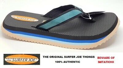 The Original Surfer Joe Thongs / Flip Flops 100% Authentic