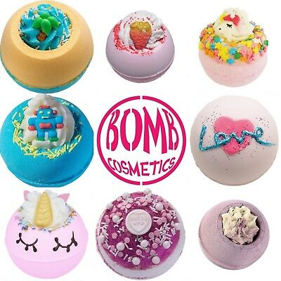 Bomb Cosmetics Bath Blaster - Various Scents - Pay only one P&P charge per order
