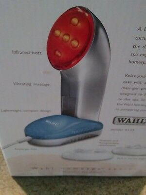Wahl Infrared Heat Massage and Magnetic Therapy New Unopened Box