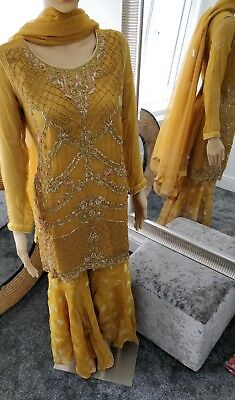 Asian Wedding Dress  Indian Pakistani SALE