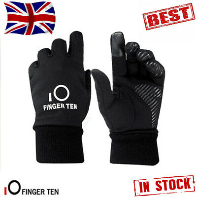 Kids Cycling Gloves Winter Warm Gloves Waterproof Sports Outdoor Touch Screen 3M