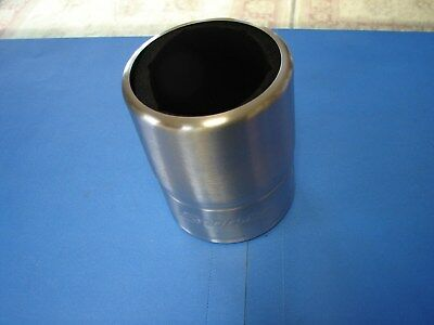 SNAP-ON TOOLS ~ Metal Drink 'Coozie' Beer Can / Drink Holder ~ FREE S/H IN USA