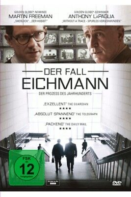 Der Fall Eichmann - Koch Media 1015264 - (DVD Video / Drama / Tragödie)