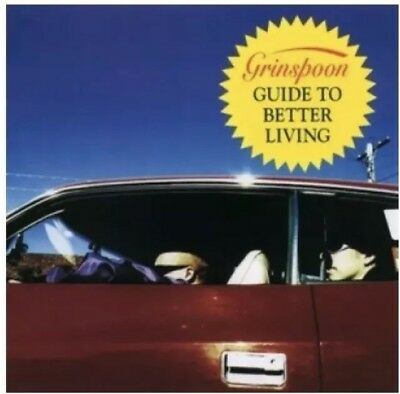 Guide To Better Living - Grinspoon - CD VGC