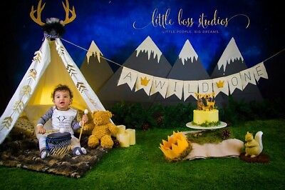 Cake Smash Business - Prop Backdrop Photography Outfit Birthday Children