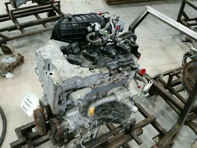 2011 Nissan Rogue ENGINE MOTOR VIN A 2.5L