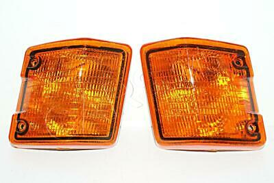 VW Transporter Typ 2 T3 gelbe Blinker li+re 1979-1992