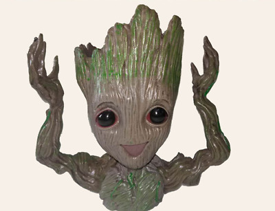 Guardians Of The Galaxy Vol. 2 Baby Groot Figur Blumentopf Stifthalter Geschenk