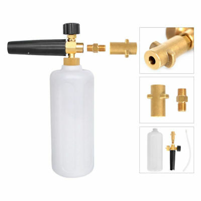 Snow Foam Lance Nozzle Made of Brass Pressure Washer For Karcher K Series
