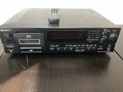 Sony DTC-A8 DAT player/recorder