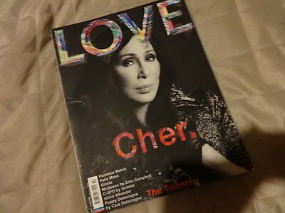 Love Magazine ~ Cher ~ Issue 14