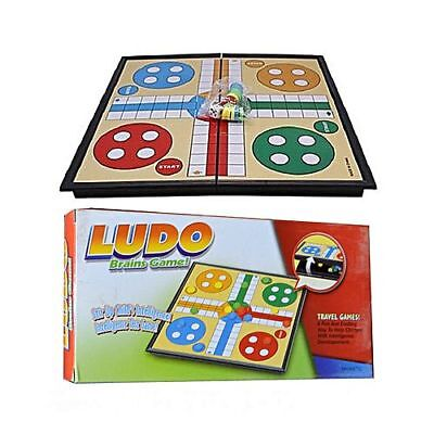 Magnetic Travel game Ludo Chess Snakes & ladders and Draughts to select FREE P+P