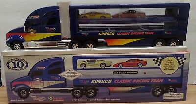 Sunoco Classic Racing Team 2003 Tenth of a Series Toy Car Carrier