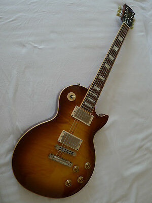 GIBSON LES PAUL STANDARD Traditional , Iced Tea, Made in USA 2007