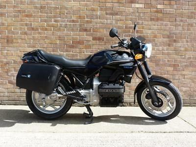 1990 G-Plate Bmw K75 K Series 750 51,738 Miles ** Loads Of History **