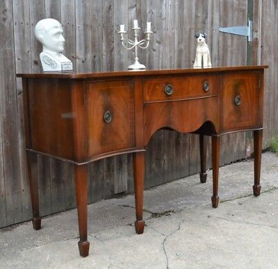 Mahogany Sideboard GT Rackstraw Quality Antique Reproduction Dining Room