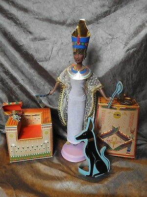 """FASHION ROYALTY Integrity Toys Ancient Legends Egyptian """"Queen Adora"""", lot 126"""